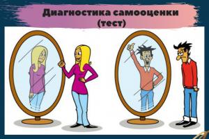 Diagnostika samoocenki _test